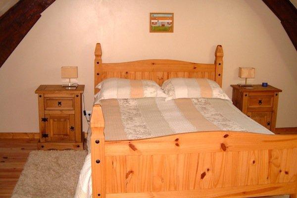 Bedroom 1 La Bucaille gite