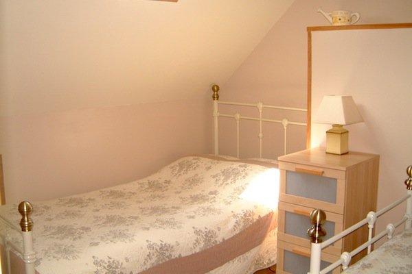Bedroom 2 La Bucaille gite