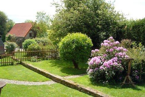 Garden Gite La Bucaille