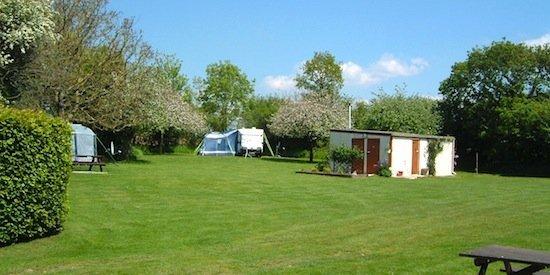 La Bucaille campsite