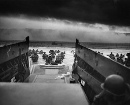 Normandy landings WWII