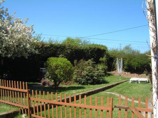 Private Garden Gite La Bucaille